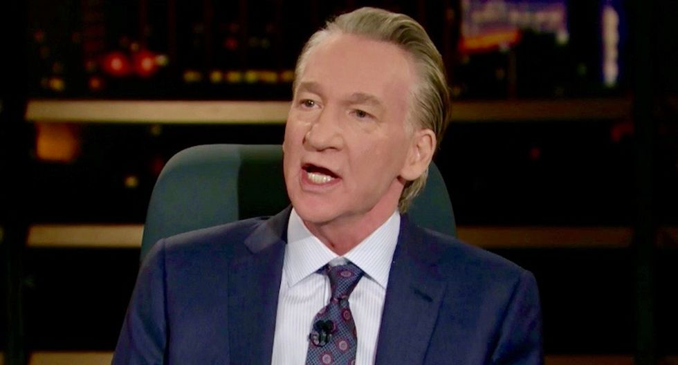Furious Bill Maher panel blasts Trump for refusing to mention election meddling in call with Putin