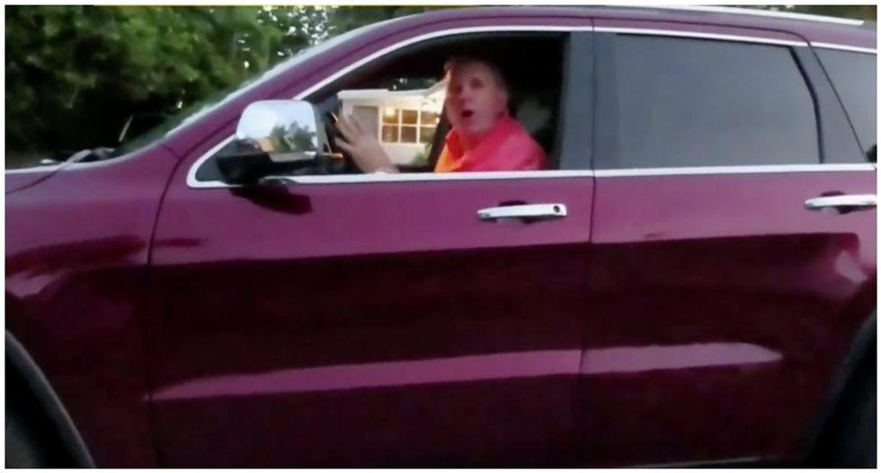 WATCH: Man falsely claims to be Navy SEAL while waving gun at Black homeowner during racist tirade