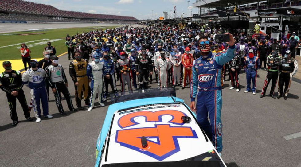 School board member resigns after 'inappropriate' posts mocking NASCAR's Bubba Wallace
