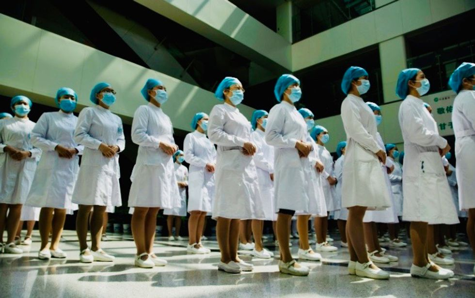 China beefs up laws to handle epidemics, protect whistleblowers