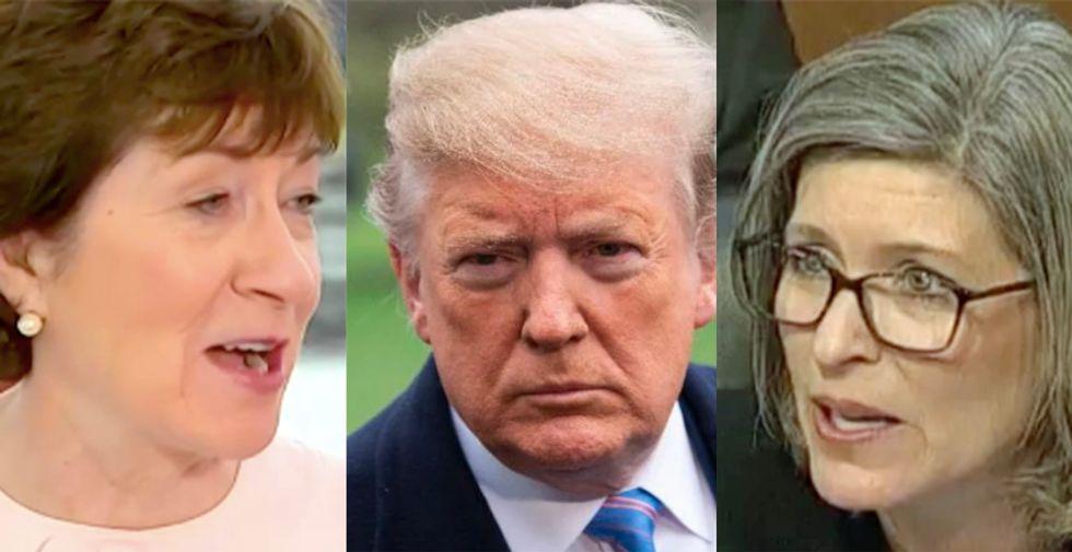 Trump's unpopularity could lead to purge of almost half of GOP's female senators: report