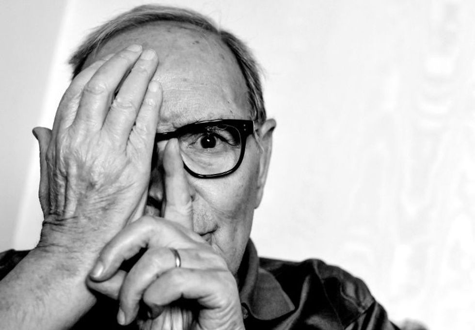 Hollywood, music and politics line up to praise  iconic composer Ennio Morricone