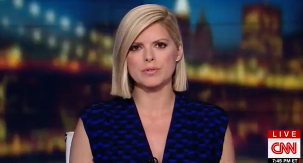 CNN's Kate Bolduan: 'It stopped being about statues when people started walking around with swastikas'