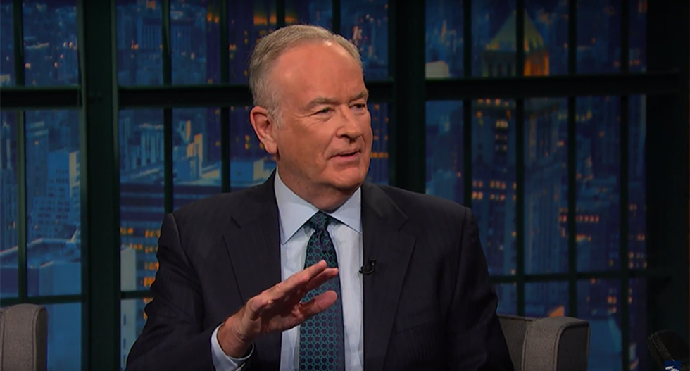 'Mean and self-centered' Bill O'Reilly is 'widely disliked' by Fox News employees