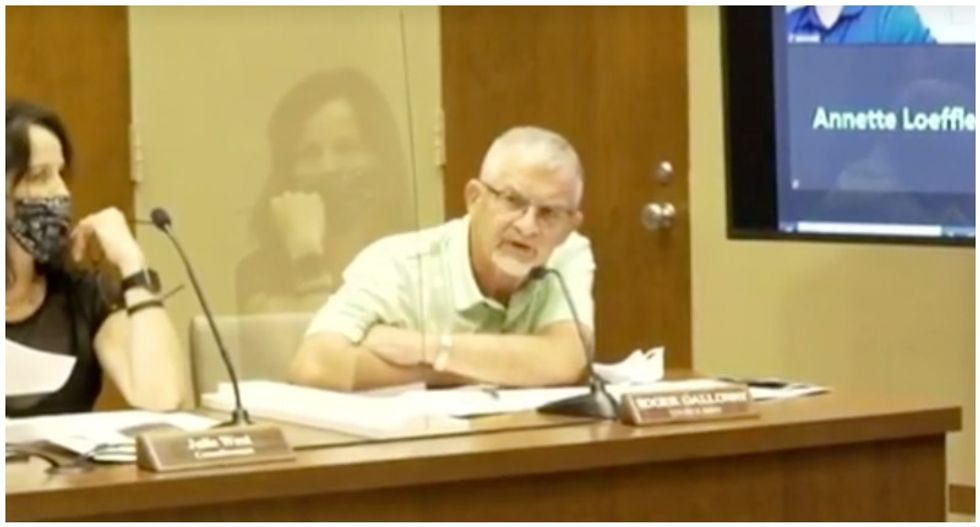 WATCH: City councilman in Indiana faces angry backlash over rant about gays, the Bible and Black Lives Matter
