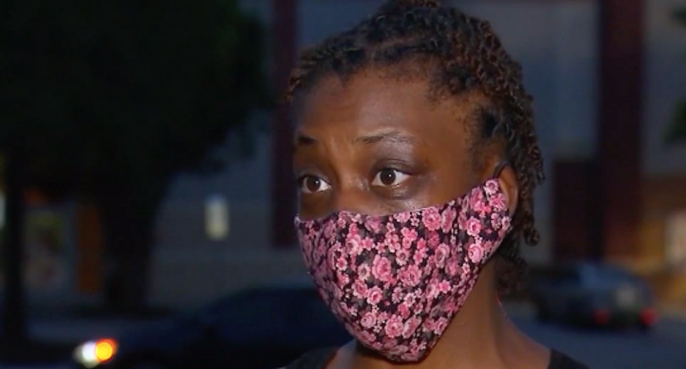 Black mom says Trump supporters pulled gun on her and her daughter after parking lot dispute
