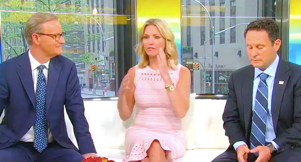 Fox & Friends furiously spins Trump's billion-dollar losses: 'Beyond what most of us could ever achieve'