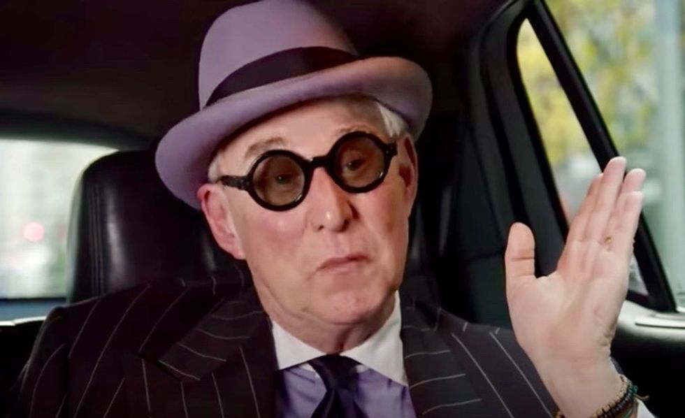 More than 100 Roger Stone accounts, pages removed from Instagram and Facebook