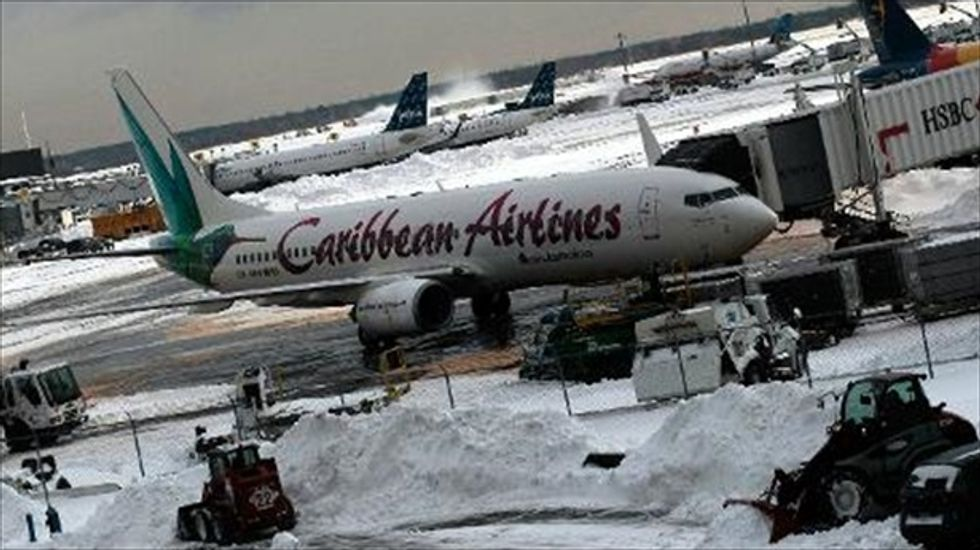 U.S. warns residents returning from Guyana to avoid Caribbean Airlines