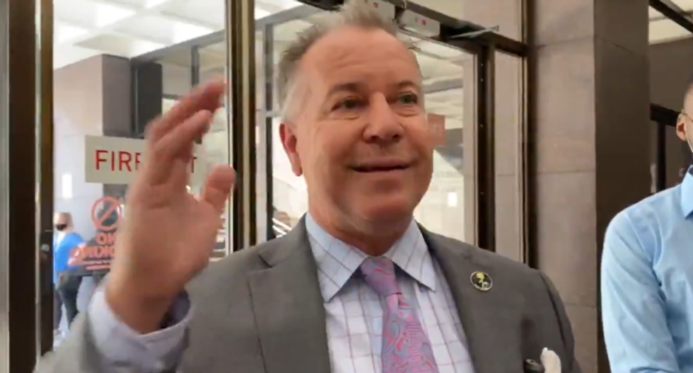 Tennessee Republican says he hasn't 'really studied' whether the Civil War was about slavery