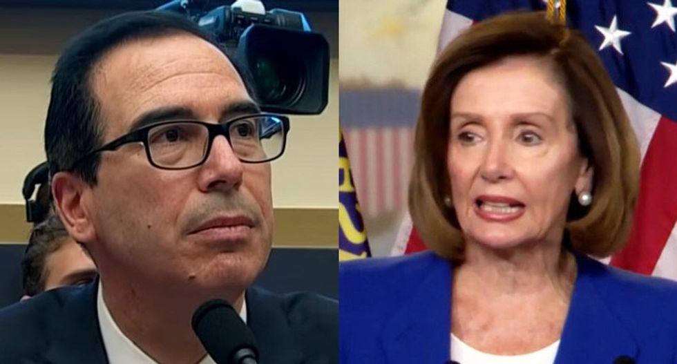 US officials set for final stimulus talks as deadline looms