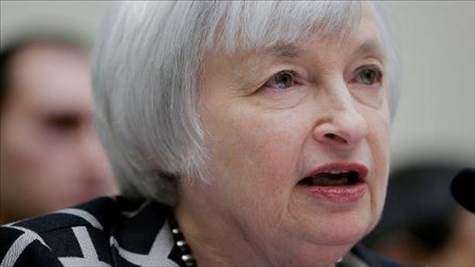 Fed chief Janet Yellen tells Congress: 'I expect a great deal of continuity' as tenure begins
