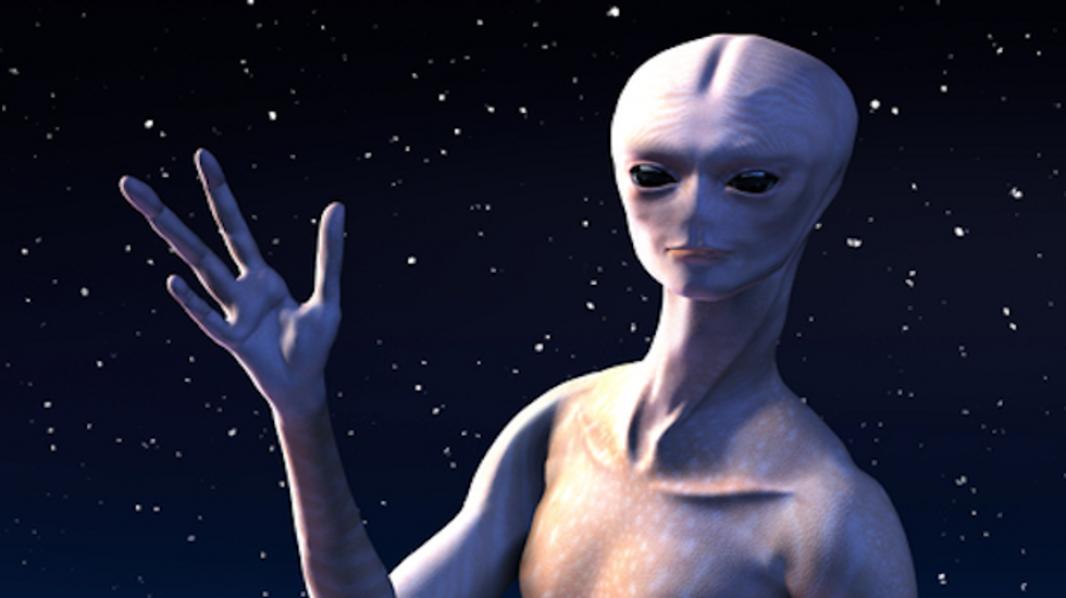 GOP-led science committee has held more hearings on aliens than climate change