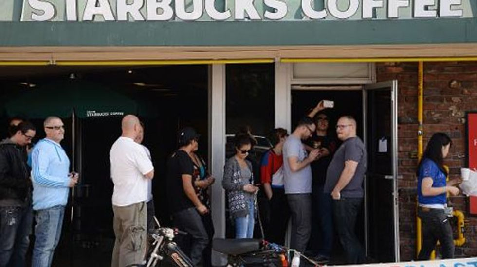 'Dumb Starbucks' in Los Angeles closed after Canadian comedian reveals stunt