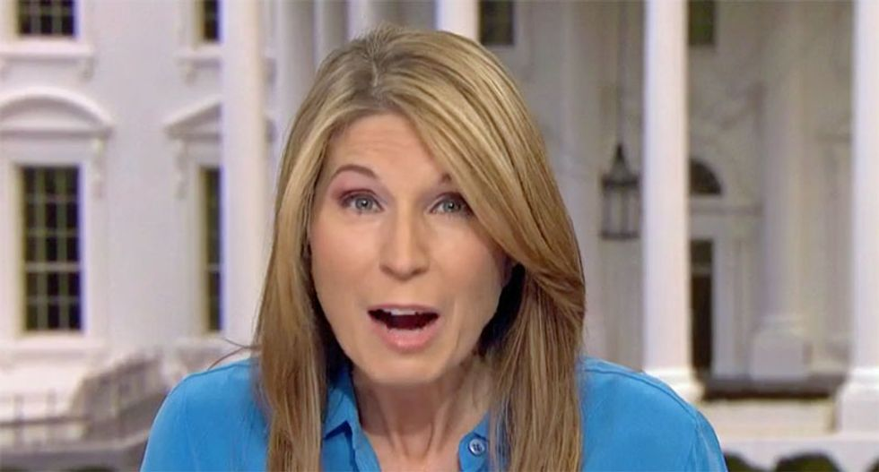 Trump is 'making fraud great again': MSNBC's Nicolle Wallace
