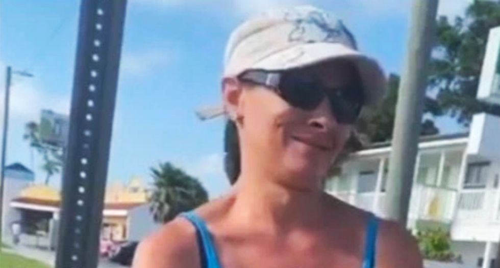 Florida woman calls Black bus rider a 'good little slave' for wearing a mask