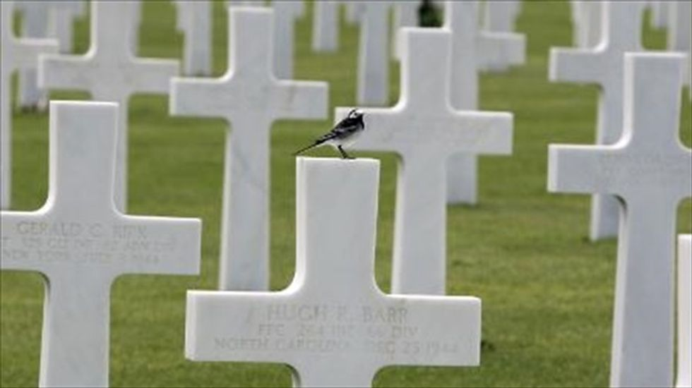 Nearly 300 U.S. veterans will go to France for event marking 70th anniversary of 'D-Day'