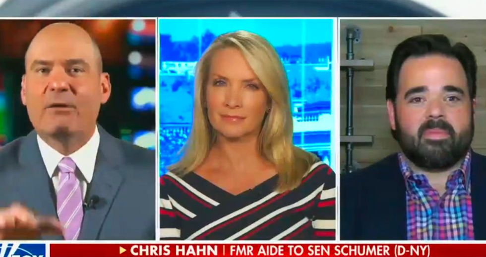 Conservative flounders when a Fox News guest details Trump's spectacular coronavirus failure