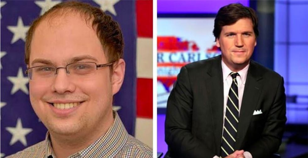 Tucker Carlson's ex-lead writer has a history of racist, homophobic and misogynistic social media posts
