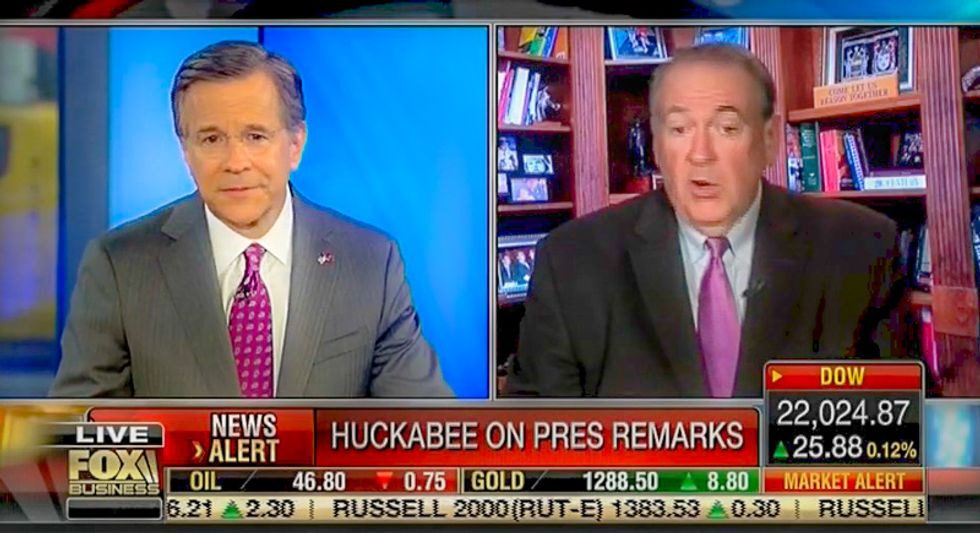 Mike Huckabee: If General Lee statues come down then Mt. Rushmore is next
