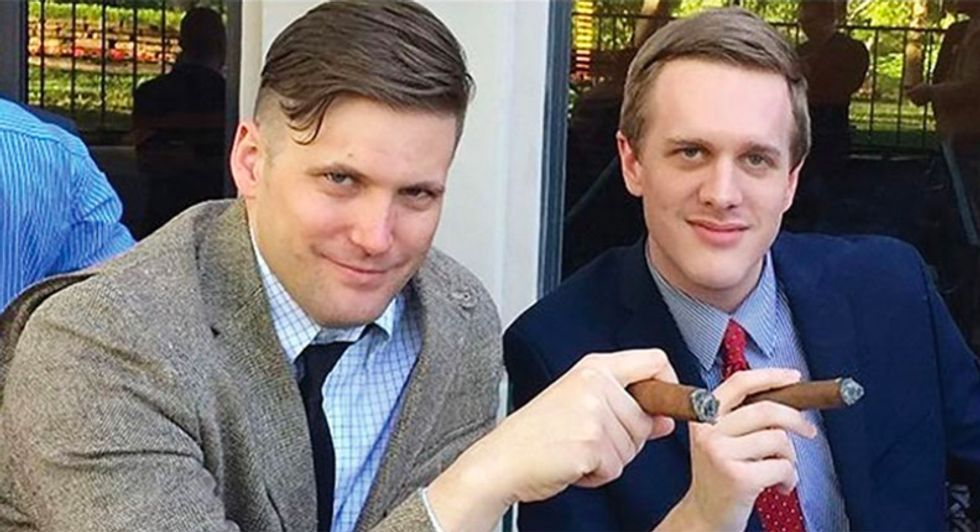 Richard Spencer's lawyer resigns from right-wing board after getting busted for also being a white nationalist