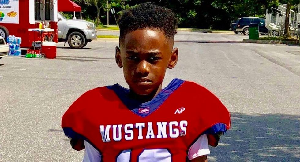 Undefeated black team banned from youth football playoffs for 'no reason' after enduring season of racial slurs