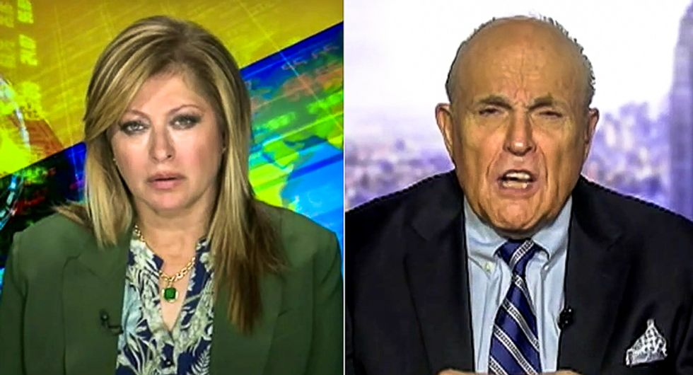 Rudy Giuliani unexpectedly reveals 'all' of Trump's IRS audits have been 'settled'
