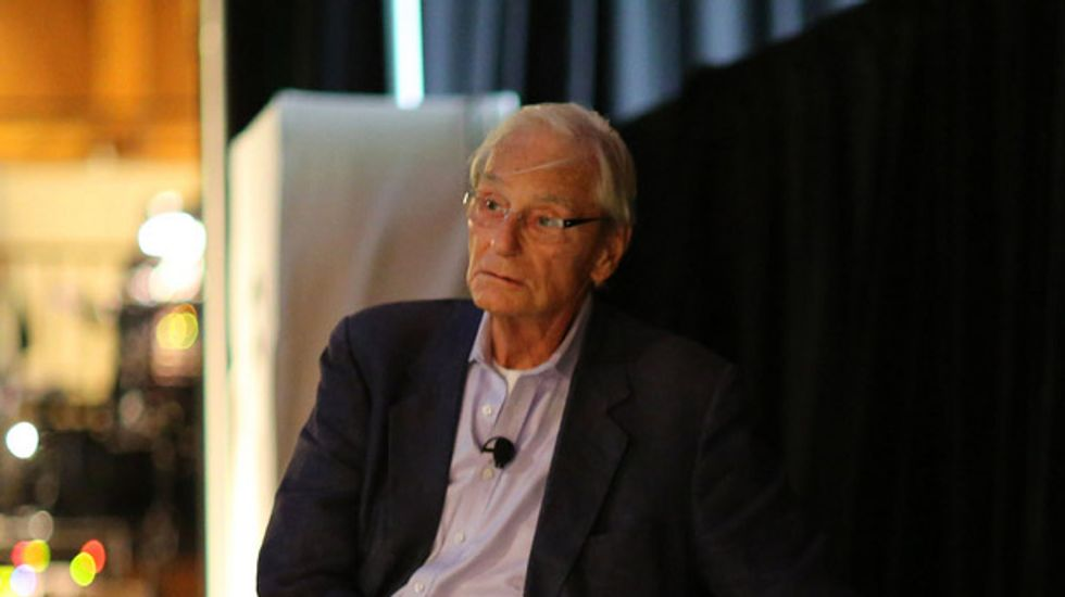 Billionaire Tom Perkins's Voting Rights Act: pay '$1 million in taxes' get '1 million votes'