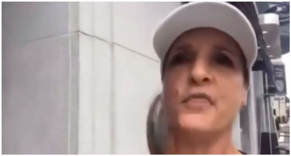 WATCH: Pro-Trump radio host fired after racist tirade against construction crew for speaking Spanish