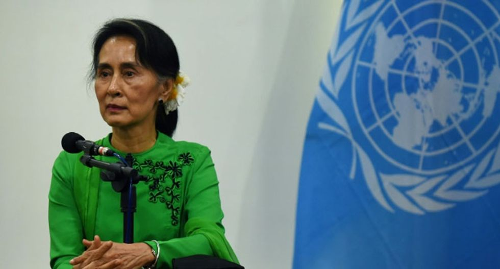 UN warns 'ethnic cleansing' of Muslims is occurring in Myanmar