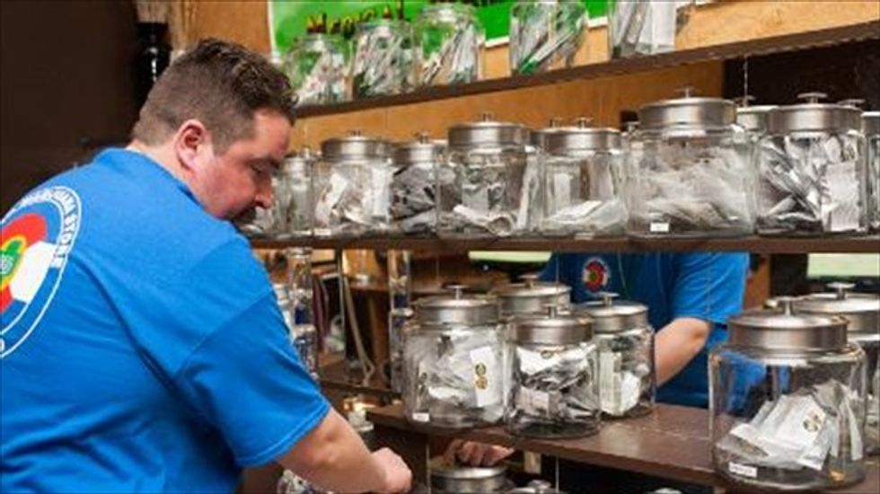 Treasury Dept. issues guidelines for banks to serve legal pot dealers