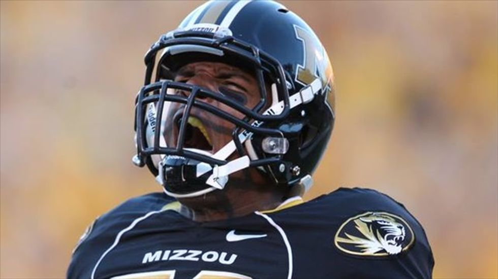 Michael Sam jerseys sell like hotcakes as conservatives apoplectic at his popularity