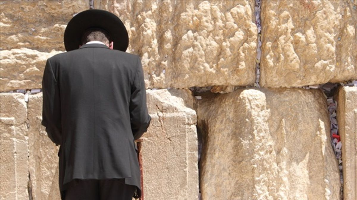 Rabbi was actually a secret Christian missionary sent to Israel to convert Jews: group says