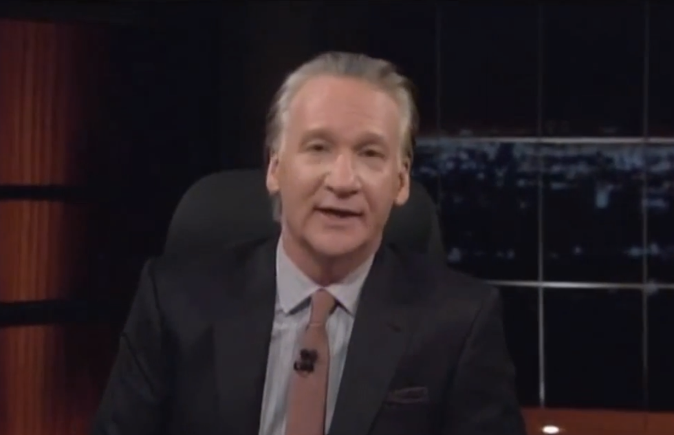 Bill Maher: Chris Christie is '350 pounds of toast'