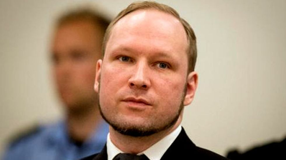 Mass murderer Anders Breivik goes on hunger strike to get Playstation 3 in prison