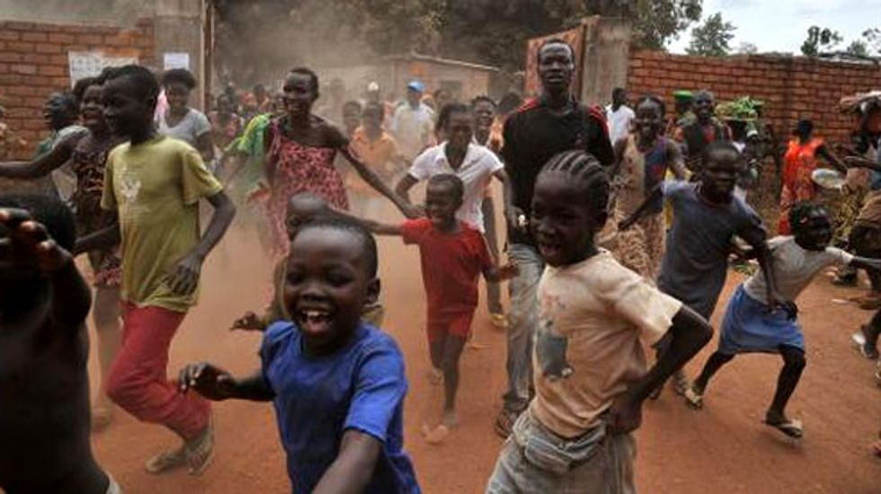 UN horrified by vicious slaughter of children by Christian militias in the C. African Republic