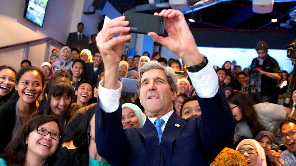 Climate change threatens Indonesians' way of life: John Kerry