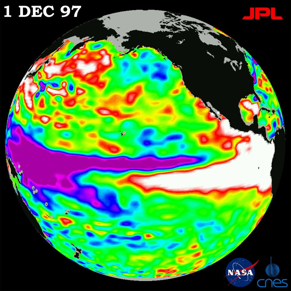 Study sounds 'El Niño alarm' for later this year