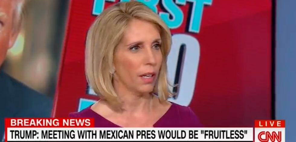 Dana Bash: GOP support for Trump's executive orders is 'Twilight Zone' after 8 years of Obama  bashing