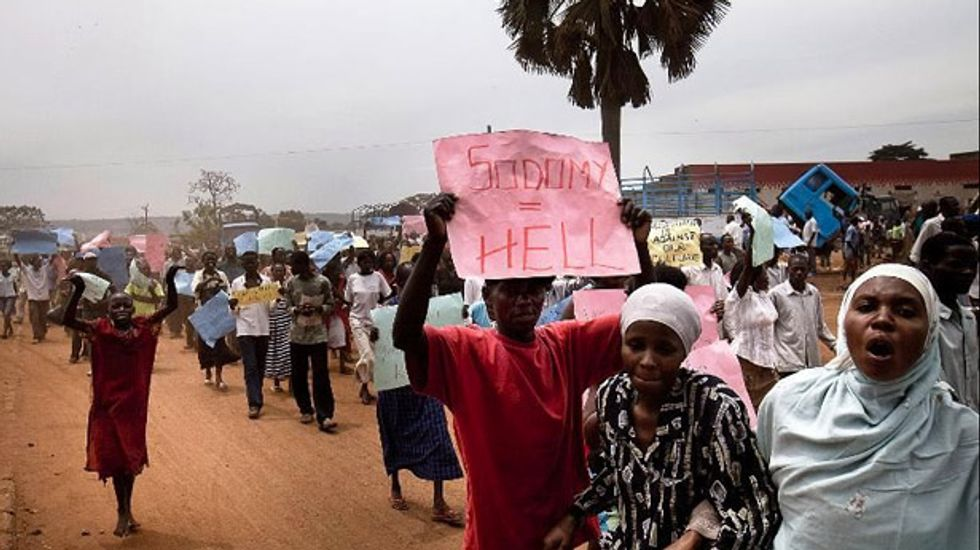 Report: Passage of anti-LGBT laws in Uganda led to ten-fold increase in attacks