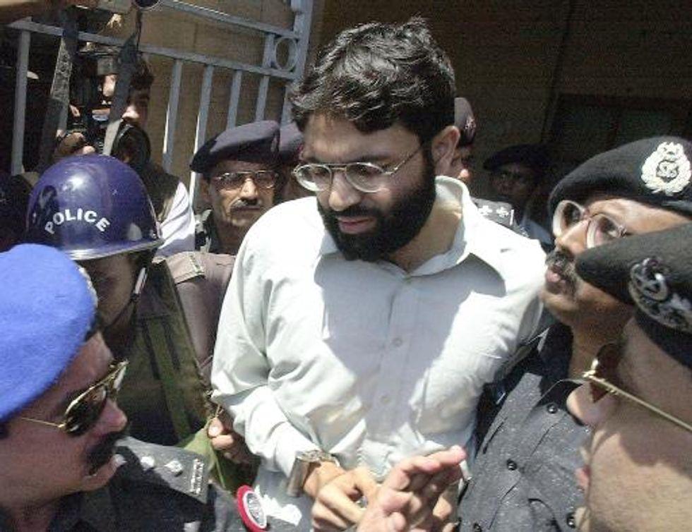 Man convicted of journalist Daniel Pearl's murder attempts suicide in Pakistan