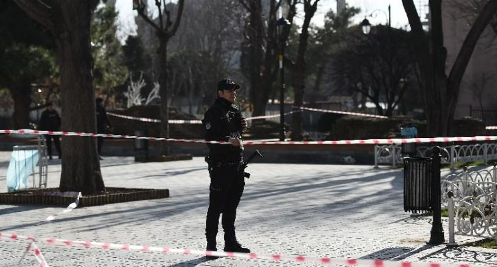 Nine Germans among 10 killed in Istanbul suicide attack