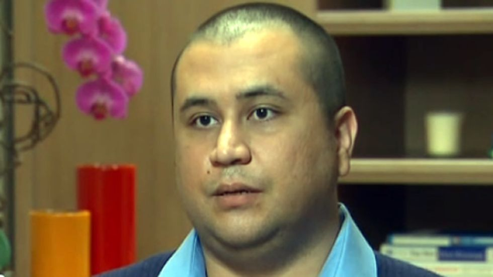 George Zimmerman to CNN: 'I was the victim'