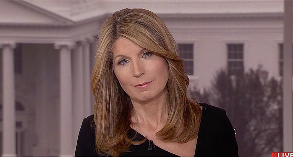 MSNBC's Nicolle Wallace: 'Trump's cluelessness is on full display' -- in every way
