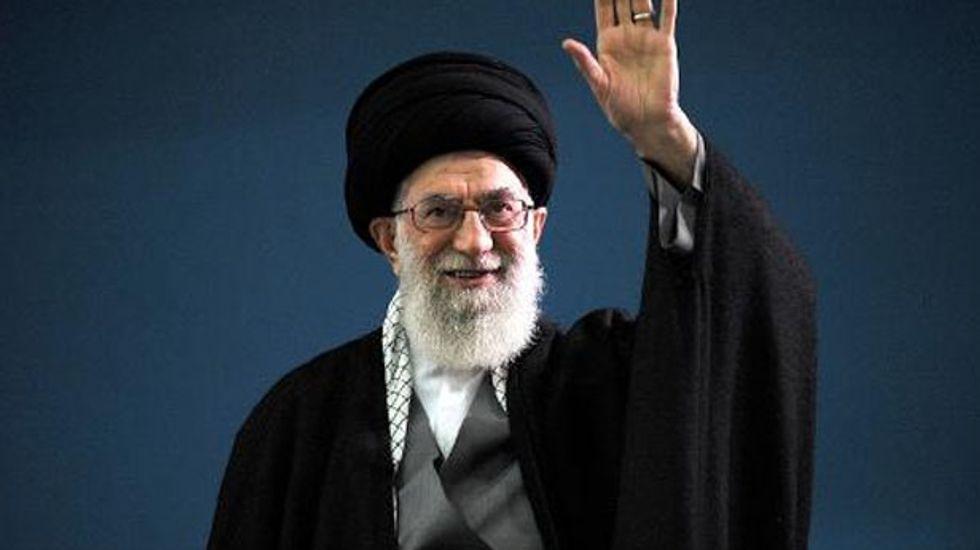 Iran's Ayatollah Ali Khamenei says nuclear talks will 'lead nowhere'