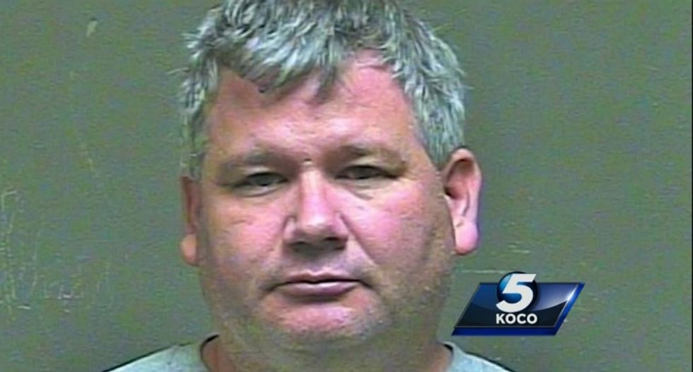 Okla. Bible study leader charged with more than 50 counts for molesting 14-year-old girl he 'brainwashed'
