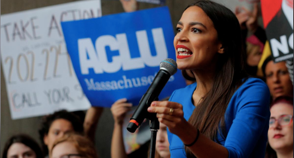 Fox News host Laura Ingraham complains about the 'minority privilege' of Alexandria Ocasio-Cortez