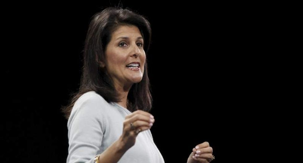 Nikki Haley will take softer tack on immigration in GOP's State of the Union response