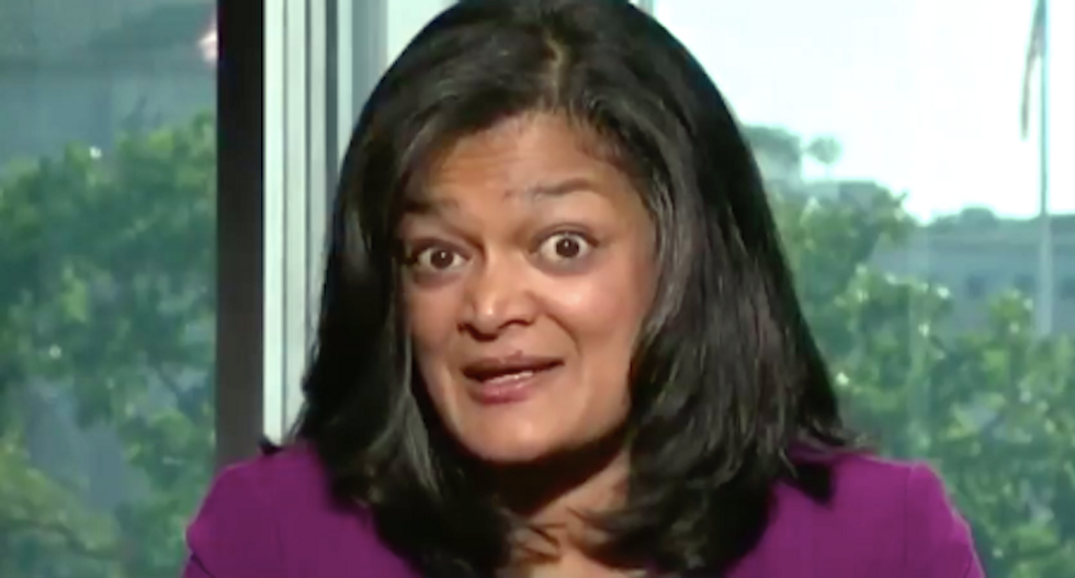 Angry conservative rants at Dem lawmaker over immigrants and jobs — but she systematically destroys his claims