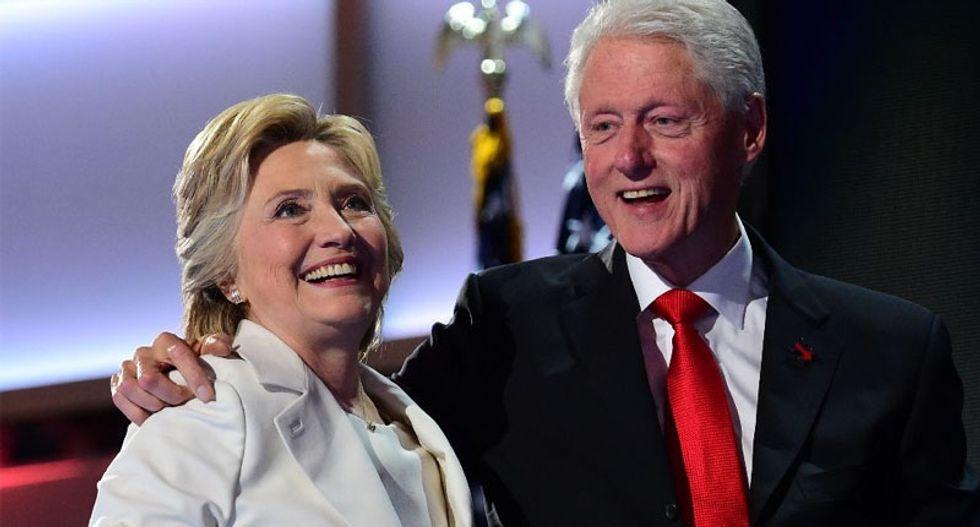 Clinton Foundation an easy target for Hillary critics